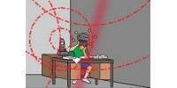Electrosmogul - poluarea electromagnetica